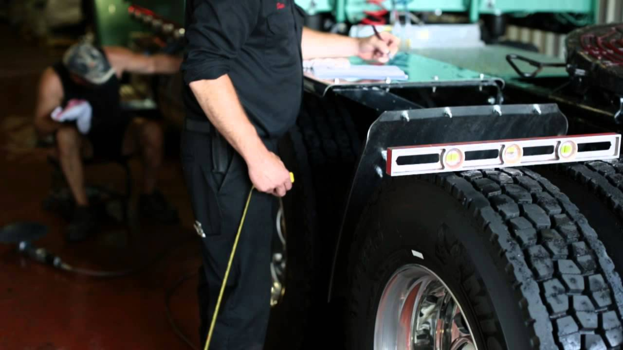 Leveling Valve Rod Peterbilt Atlantic Tech Tips Adjusting