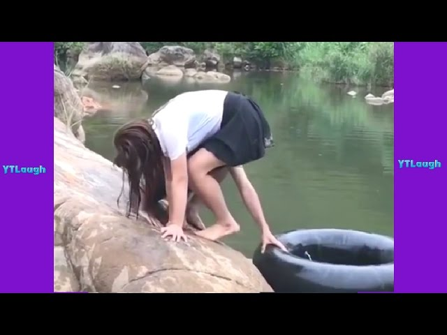 Funny videos 2017 People doing stupid things - Try not to laugh