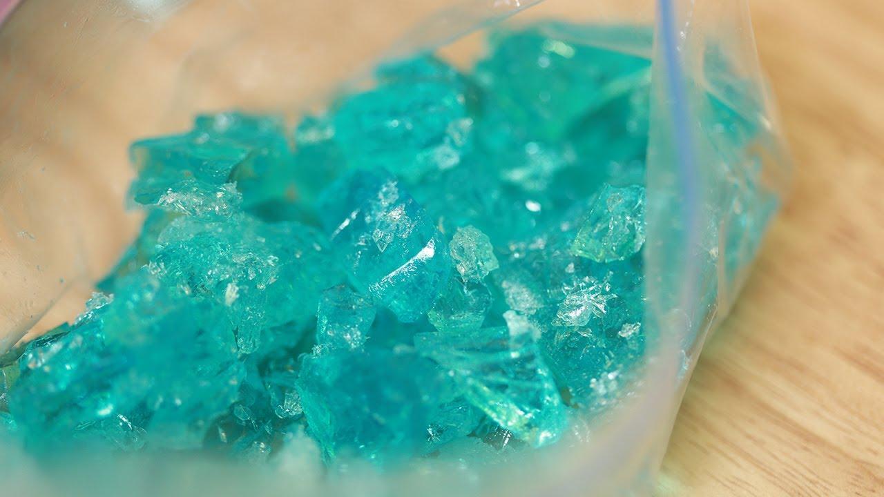 Blue Glass Rock