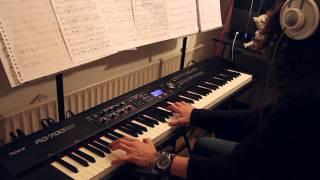 Massive Attack - Dissolved Girl - piano cover