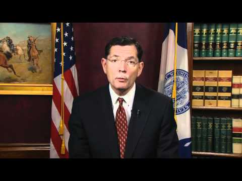 10/09/10: Sen. John Barrasso (R-WY) Delivers The Weekly GOP Address On Democrats' Broken Promises