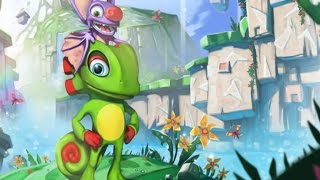 [FUNDED] Kickstarter Game Project - Yooka-Laylee by Playtonic Games (Banjo Kazooie developers)