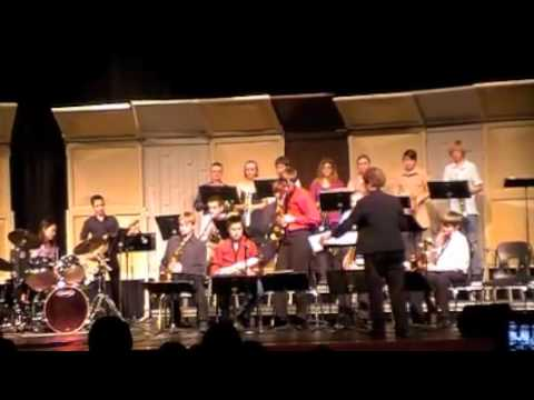 Vinton Middle School Jazz - Evil Ways