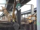 Hammer & Steel-ABI Excavator Mounted Vibratory Pile Drivers Video