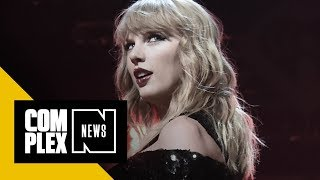 Man Breaks Into Taylor Swift's Home, Takes Nap, Gets Arrested