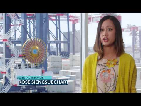 Port of Long Beach Academy Careers - Rose Siengsubcharti, Environmental Specialist