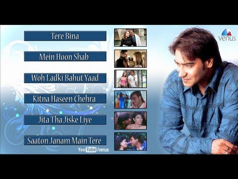 Ajay Devgan Romantic Songs (jukebox) video