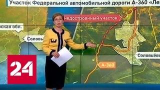 """Погода 24"": дорога в никуда"