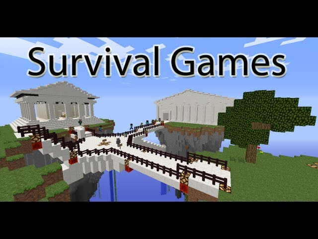 Minecraft - Survival-Games.cz [Tutorials.city]