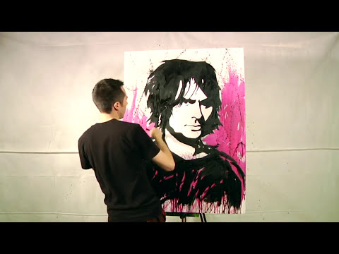 The Dead Weather - Dean Painting -