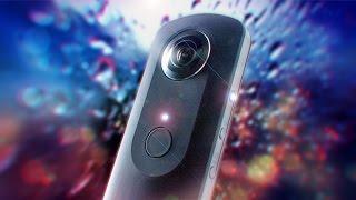 This 360 Camera Isn