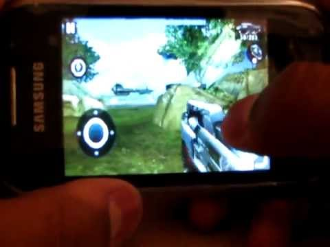 How to run NOVA HD on galaxy y or any QVGA device (tutorial) free download!!