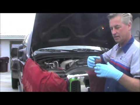 Ford Powerstroke 6.0 Liter Diesel F250 Charge Air Cooler Intercooler Leak Test