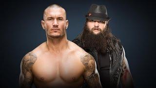 WWE Backlash 2016 - Randy Orton vs Bray Wyatt