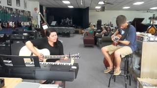 Download Lagu Ravenne Escobar & Britton Buchanan Gratis STAFABAND