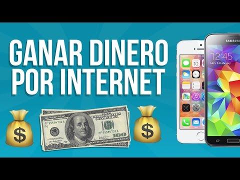 Como GANAR DINERO por INTERNET Sin Invertir Nada 2016 - 100% Comprobado