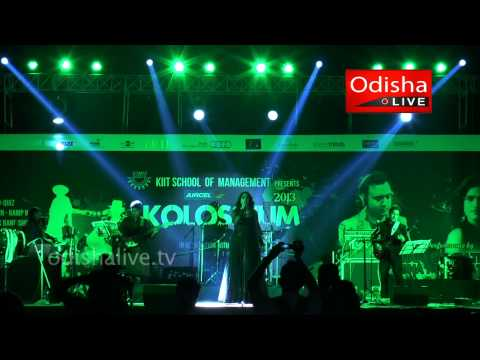 Jiya Lage Na - Sona Mohapatra - Performance at KIIT School of...