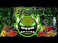 EREBUS (100%/EXTREME DEMON) - by Rustam, ilrell & Boldstep - Geometry Dash