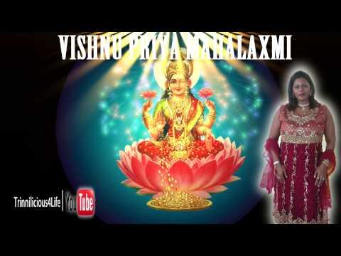 RAWYTEE RAMROOP - VISHNU PRIYA MAHALAXMI  2014 Bhajan  Brand...