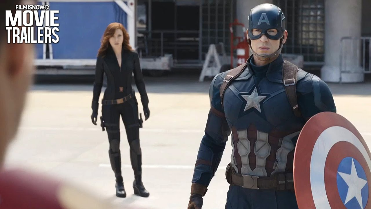 Captain America: Civil War | New International Trailer [New Footage] HD