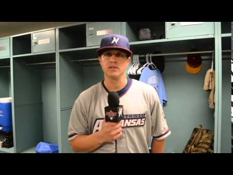 Kansas City Royals RHP Kris Medlen Discusses Rehab