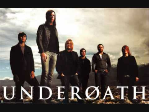 Underoath~Moving for the sake of motion.