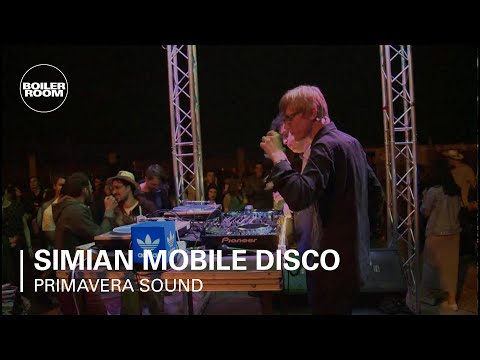 Simian Mobile Disco Boiler Room x adidas Originals DJ Set at Primavera Sound