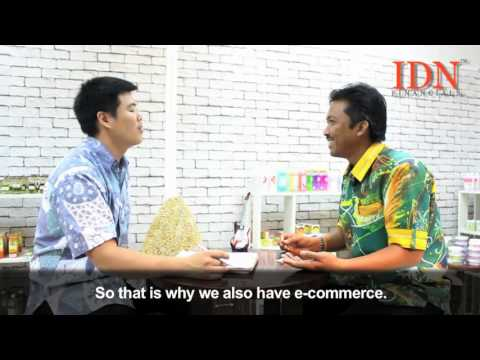 LLP innovates marketing strategies to boost exports of Indonesia's SMEs
