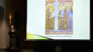 Santa Hildegarda de Bingen_Luis Ángel Montes Peral
