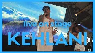 Kehlani - Medley (HD Live @Fresh Island, Croatia 2016)