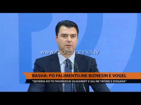 Basha: Rama shpalli amnisti për kontrabandistët - Top Channel Albania - News - Lajme