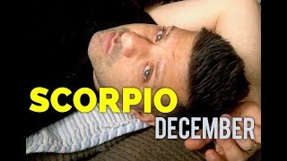SCORPIO December 2017 Horoscope Tarot - LOVE | Signs | New Direction  & Finances