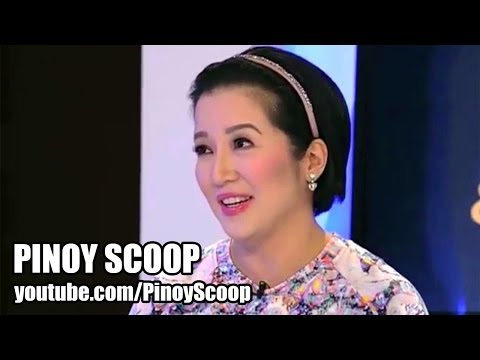 Kris Aquino Publicly Apologized To Vilma Santos On