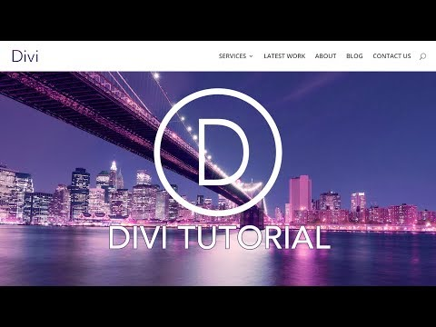 How to Make a Wordpress Website 2017   Divi Tutorial