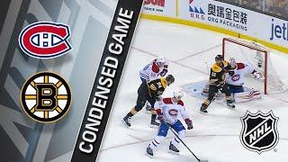 03/03/18 Condensed Game: Canadiens @ Bruins