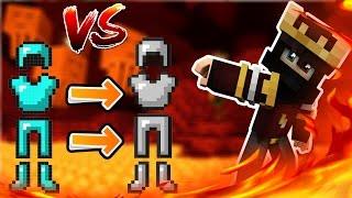 FULL İRON OLUP FULL DİAMOND KESMEK !!! (Minecraft Top 5 Kills Of the Week #2)