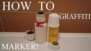 Как сделать маркер своими руками