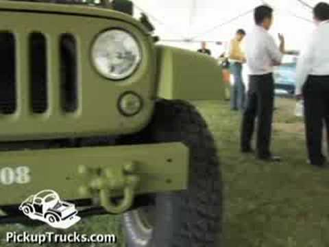 Jeep J8 Interview