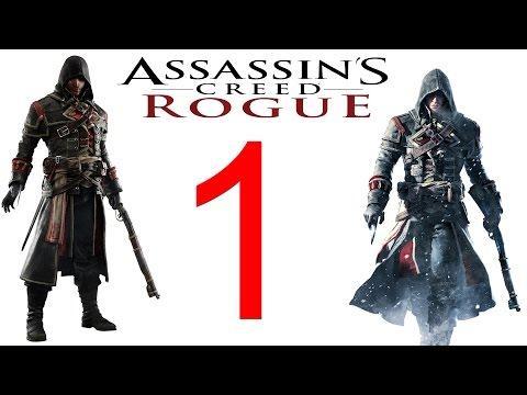 "Assassin's Creed Rogue Walkthrough Part 1  Walkthrough ""Assassin's Creed Rogue Gameplay"""