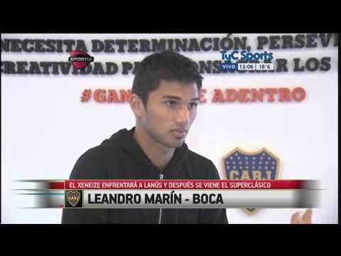 Leandro Marín
