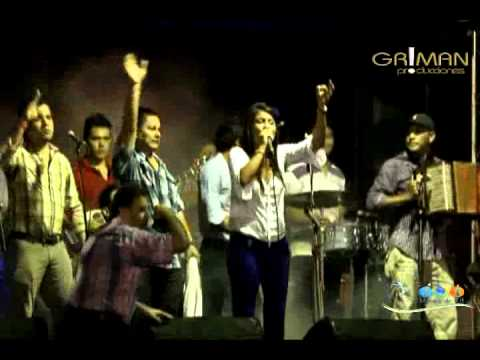 Karen Lizarazo - La Gringa [Aguachica 2012]