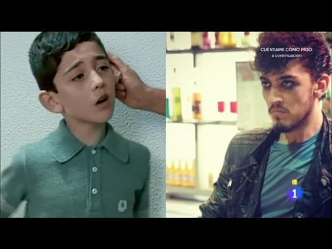 Cómo ha cambiado  'Josete', Santi Crespo de #Cuéntame | Hora punta