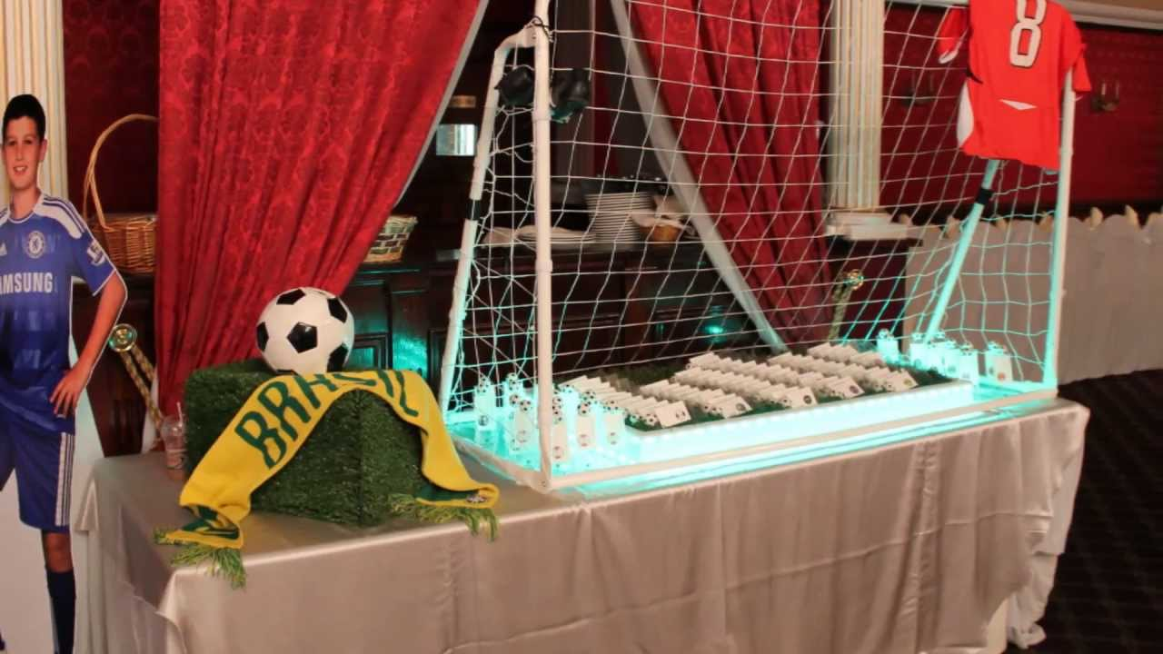 Soccer Theme Party YouTube