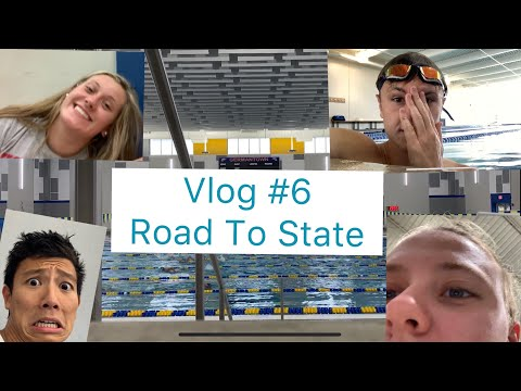 Vlog#6 Road to state