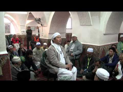 Jejak Rasul Part 5 Baitulmaqdis  Maqam Nabi Yunos.mpg