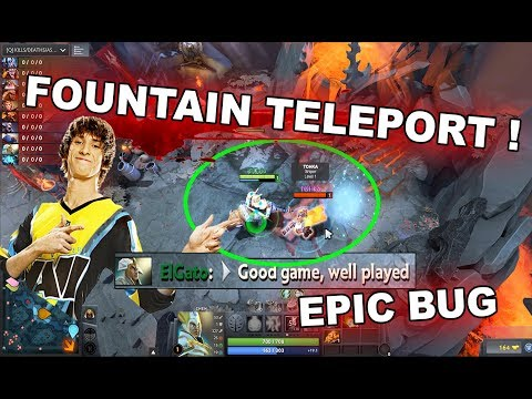 NEW Fountain HOOK (TELEPORT)! 7.22c