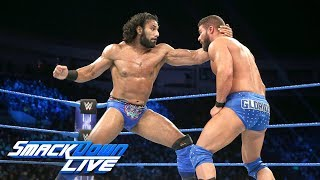 Bobby Roode vs. Jinder Mahal - United States Title Tournament Final: SmackDown LIVE, Jan. 16, 2018