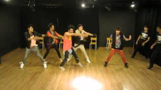 NU EST FACE dance practice by St 319