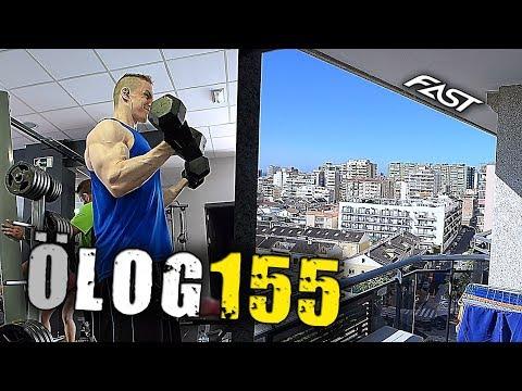 ÖLOG 155 - volyymitreeniä Fugessa, osa 2