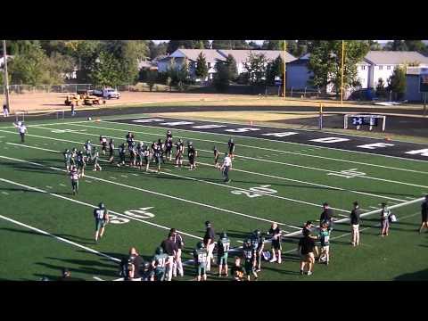 Scio vs Salem Academy Middle School Football 2012 - 04/05/2013